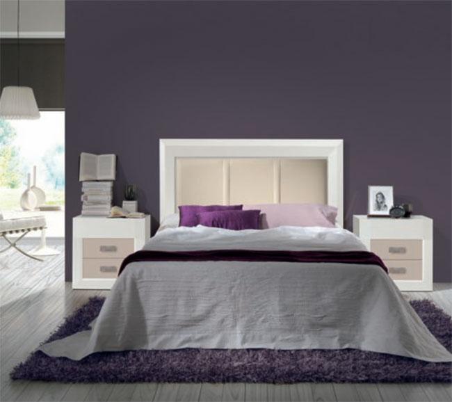 Dormitorio matrimonio indufex flash dise o interiorismo - Pintura de dormitorios matrimoniales ...