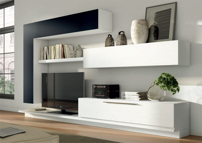 Sal n lanmobel aqua22 flash dise o interiorismo - Interiorismo salones modernos ...
