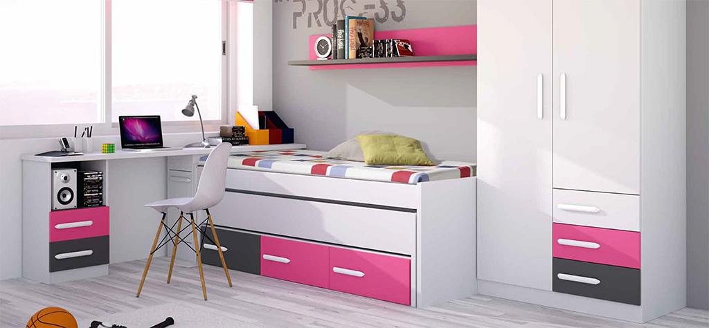 Ofertas dormitorios juveniles ponferrada flash for Ofertas dormitorios
