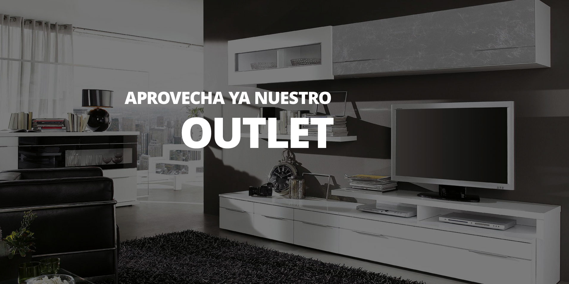 Outlet muebles ponferrada flash dise o interiorismo - Muebles diseno outlet ...