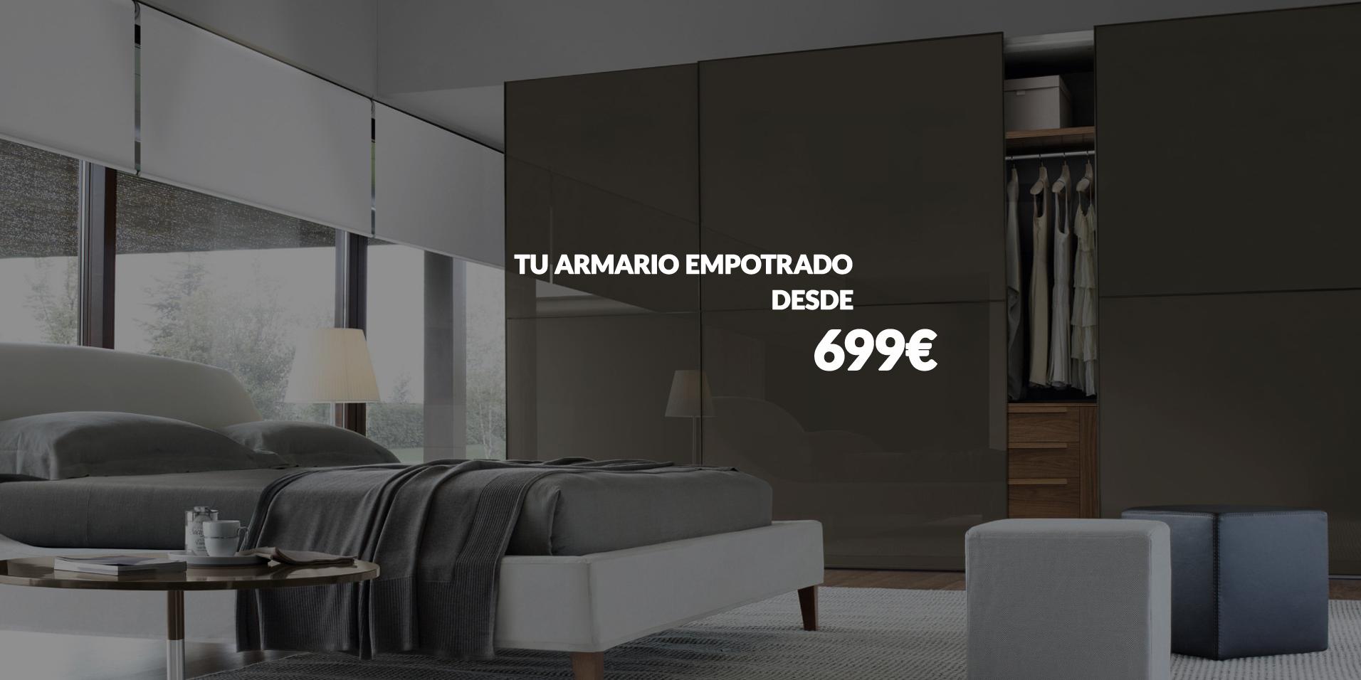 OFERTAS - ARMARIOS EMPOTRADOS - PONFERRADA | Flash Diseño - Interiorismo
