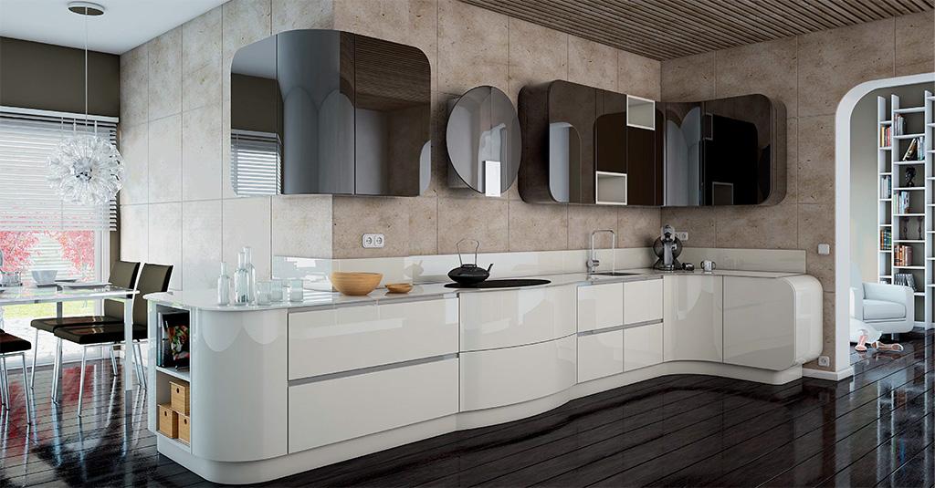 subir foto de cocina y diseño OFERTAS COCINAS PONFERRADA Flash Diseo Interiorismo