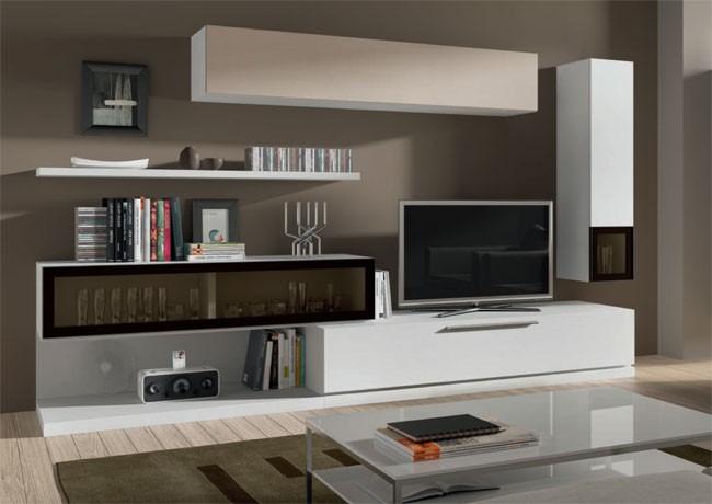 Salon oferta flash dise o interiorismo - Interiorismo salones ...